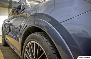 Кай Сервис. Porsche Cayenne Sport Package