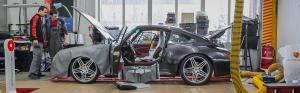 Кай Сервис. Porsche Carrera Coupe 993
