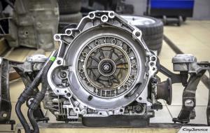 Кай Сервис. Техническое обслуживание и ремонт трансмиссии автомобилей Porsche