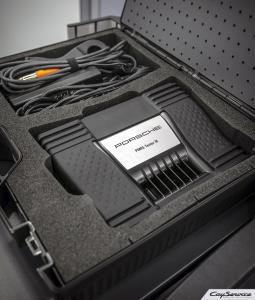 Кай Сервис. Диагностика автомобилей Porsche. Piwis Tester III