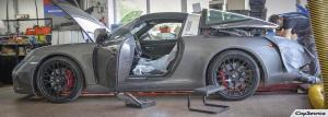 Кай Сервис. Техническое обслуживание и ремонт автомобилей Porsche. Работаем...