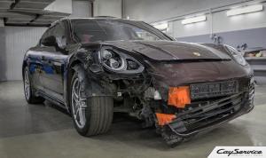 Кай Сервис. Кузовной ремонт автомобилей Porsche.