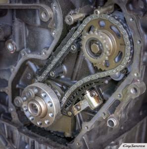 Кай Сервис. Ремонт двигателя. Работаем...