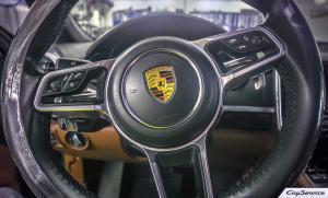 Кай Сервис. Внутреннее оборудование автомобилей Porsche. Работаем...