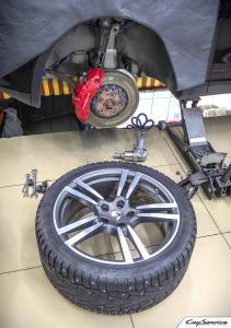 Кай Сервис. Ремонт и обслуживание ходовой и подвески автомобилей Porsche