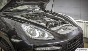 Кай Сервис. Техническое обслуживание и ремонт двигателей Porsche. 911Т 1970