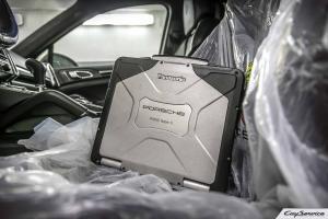 Кай Сервис. Техническое обслуживание и ремонт двигателей Porsche. Piwis Tester