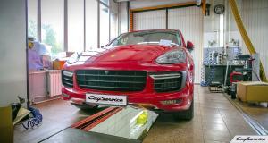 Кай Сервис. Техническое обслуживание и ремонт автомобилей Porsche