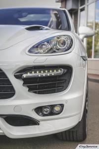 Кай Сервис. Техническое обслуживание и ремонт автомобилей Porsche. TechArt