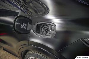 Кай Сервис. Электрооборудование. Cayenne turbo S e-hybrid 4.0V8